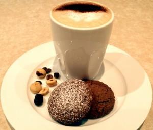 Chocolate, Coffee, Hazelnut & Vino Cotto biscuits