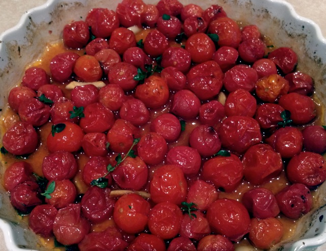 VinCotto roasted cherry tomatoes